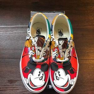 Disney vans Mickey & friends